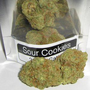 Sour Cookies