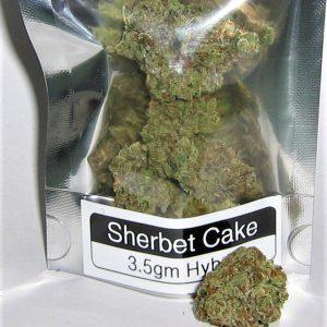 Sherbet Cake