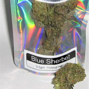 Blue Sherbet